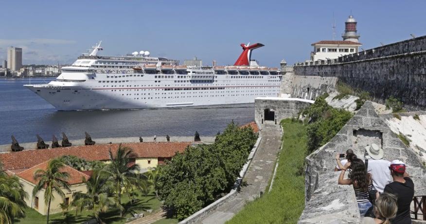 Carnival Paradise: 20 nuove crociere a Cuba da Tampa nel 2019