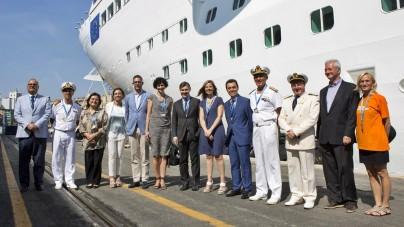 Costa Crociere porta a bordo delle navi la lotta allo spreco alimentare. Presentata a Savona la collaborazione con il Banco Alimentare Onlus