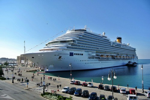 Costa Diadema, Costa Crociere