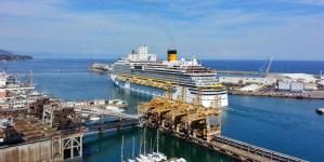 Porto di Savona: estesa al 2044 la concessione a Costa Crociere dei servizi e delle aree crocieristiche