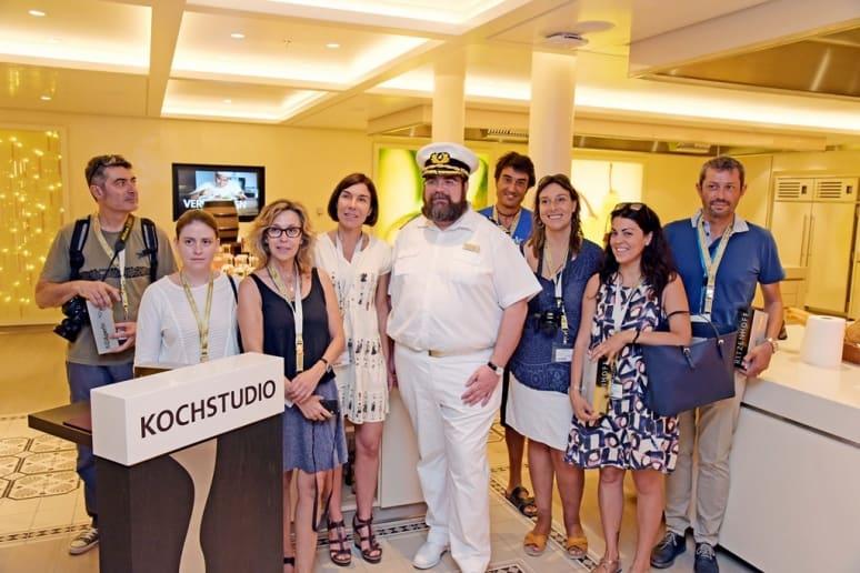 Delegazione Baleari AIDAperla