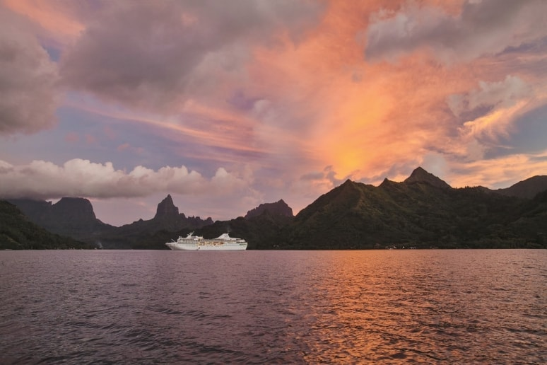 Moorea, Paul Gauguin Cruises