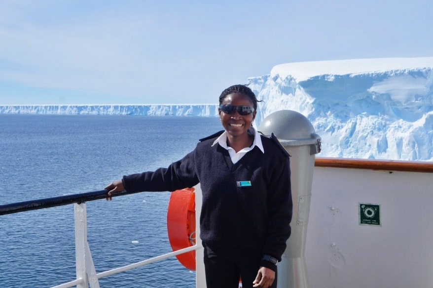 Celebrity Cruises apre alle prime ufficiali di plancia donne dell'Africa Occidentale