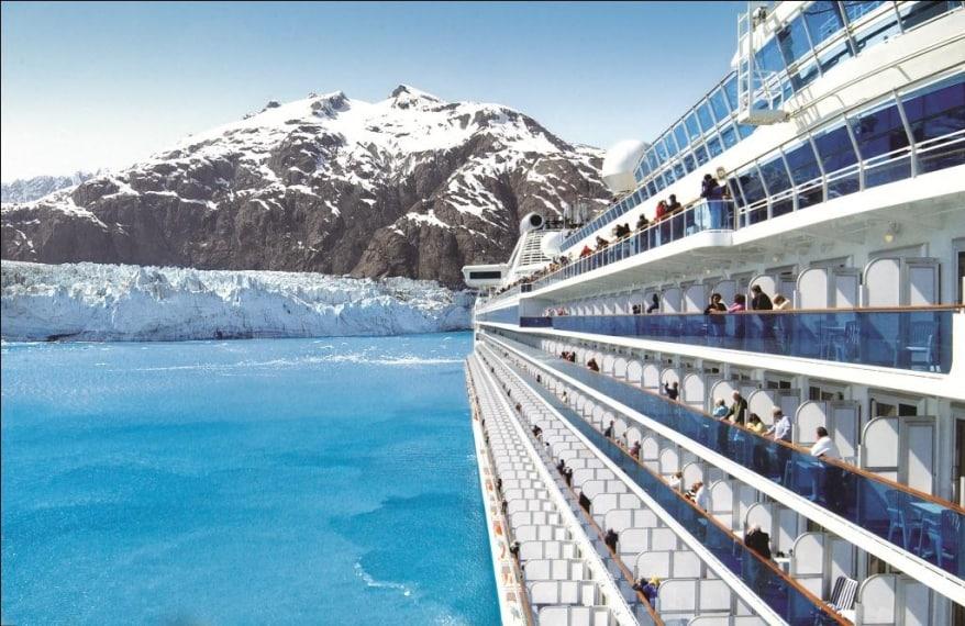 Da Singapore all'Alaska, l'itinerario-novità 2018 Princess Cruises di 29/36 giorni