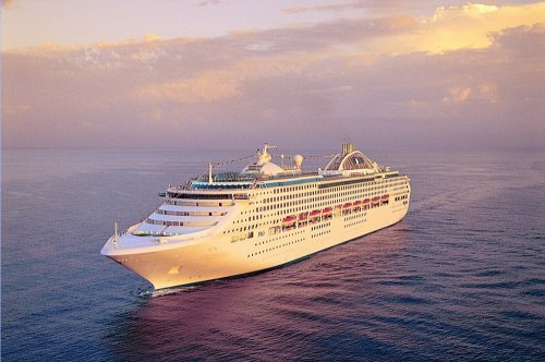 Sea Princess, Princess Cruises