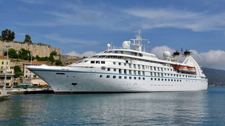 Star Breeze, Windstar Cruises