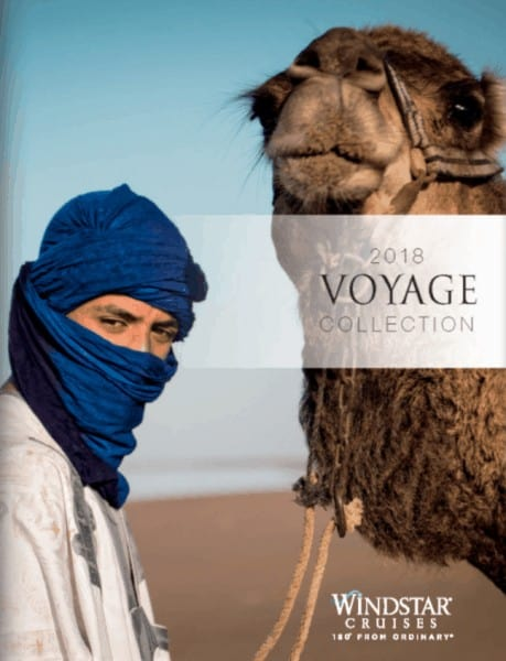2018 Voyage Collection Windstar Cruises