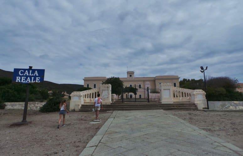 Cala Reale, Isola dell'Asinara
