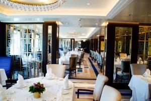 QE & QV - Britannia CLUB restaurant