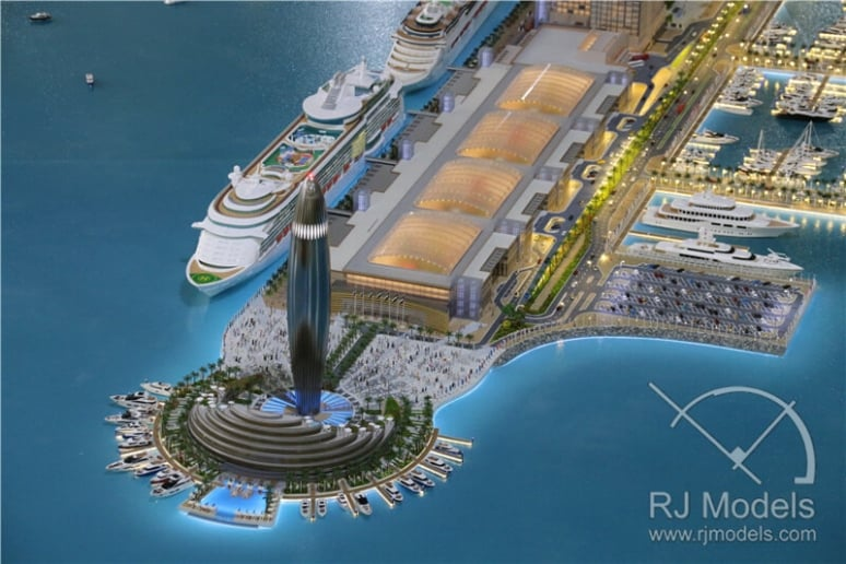 Dubai-habour-project-6