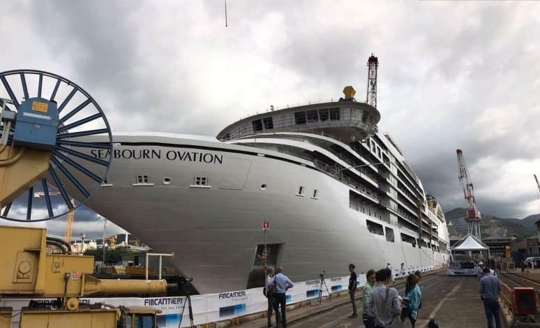 Seabourn Ovation, Seabourn