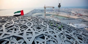 Emirati Arabi: dopo 11 anni di lavori, a novembre l'apertura dell'atteso Louvre Abu Dhabi