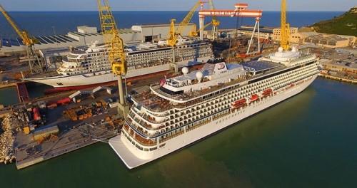 Viking Sun, Viking Ocean Cruises, Fincantieri
