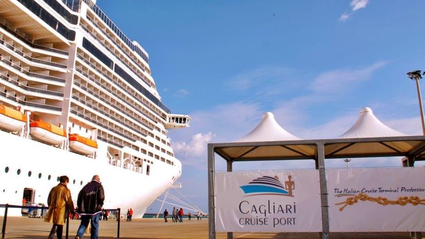 Il terminal crociere di Cagliari chiude un ottobre da record