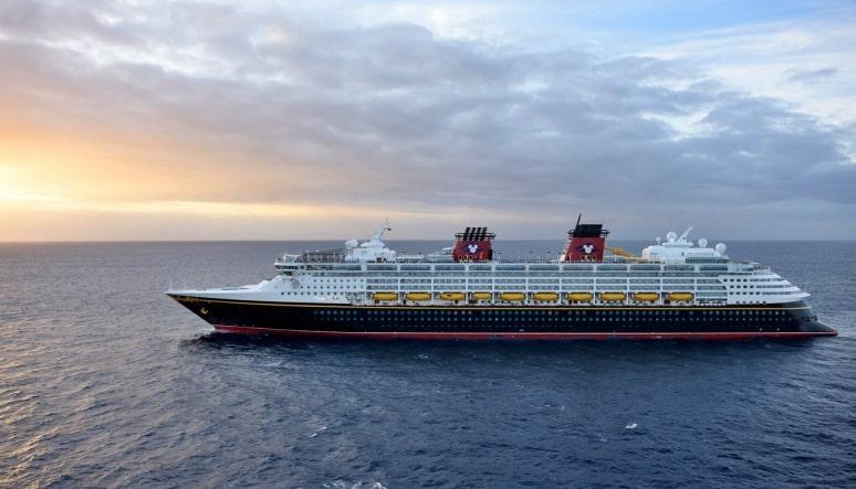 Disney Wonder, Disney Cruise Line. Caraibi