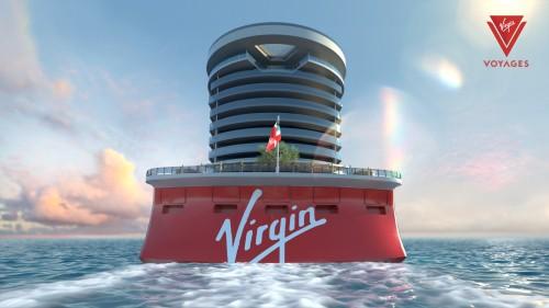 Nuove navi Virgin Voyages