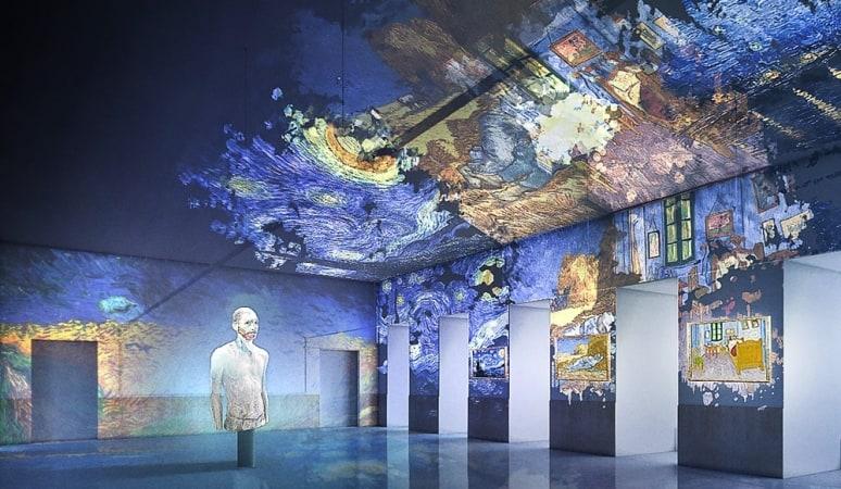 l'arte abbraccia - VAN GOGH A 360 gradi