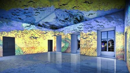 'Van Gogh, The Immersive Experience' arriva a Napoli. Proposta per un prossimo scalo nella città partenopea
