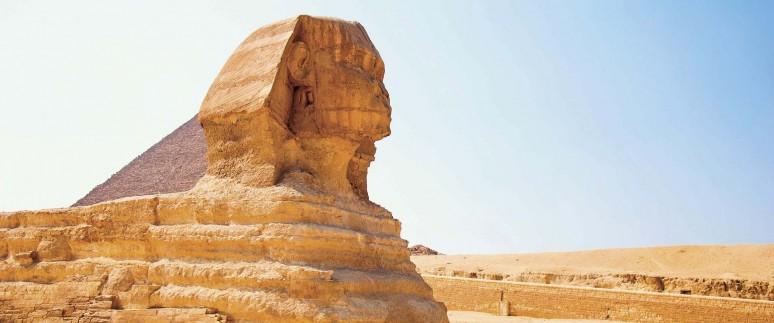Egitto Sfinge