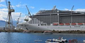 Fincantieri, nuovo accordo con Genova Industrie Navali