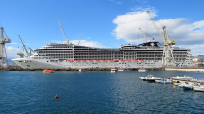 Fincantieri, a Palermo si costruiranno le navi da crociera