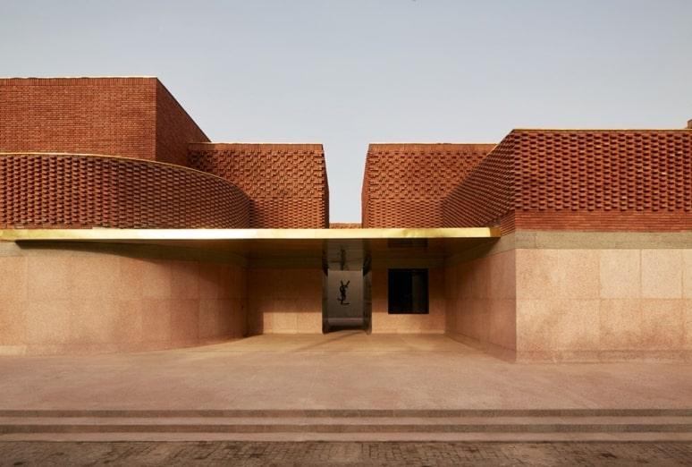 Marrakech, Museo Yves Saint Laurent