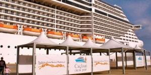 Cagliari Cruise Port, il terminal crociere del Molo Rinascita si dota di un defibrillatore