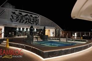 Yacht Club, Sundeck & Pool