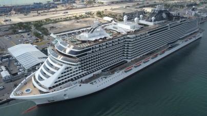 MSC Crociere raddoppia a PortMiami: uno o più terminal per 14.000 passeggeri entro novembre 2022
