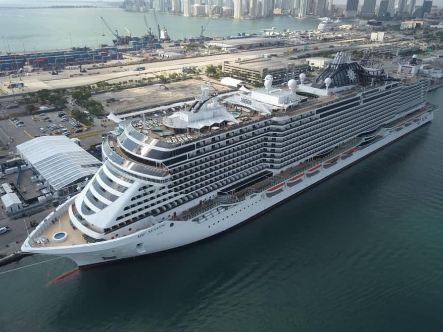 Al via la nuova stagione crocieristica di PortMiami: record con oltre 52 mila passeggeri in uno solo giorno