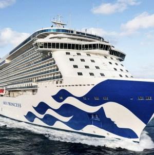 Princess Cruises, le tre stelle Michelin Emmanuel Renaut a bordo di Sky Princess