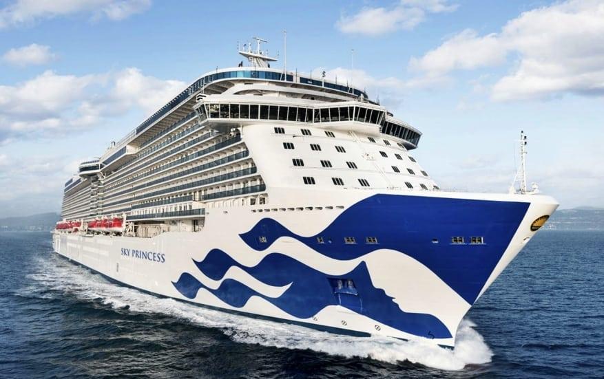 Princess Cruises sceglie il nome Sky Princess per la quarta nave di classe Royal della flotta