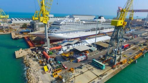 Viking Ocean Cruises, Fincantieri, Ancona