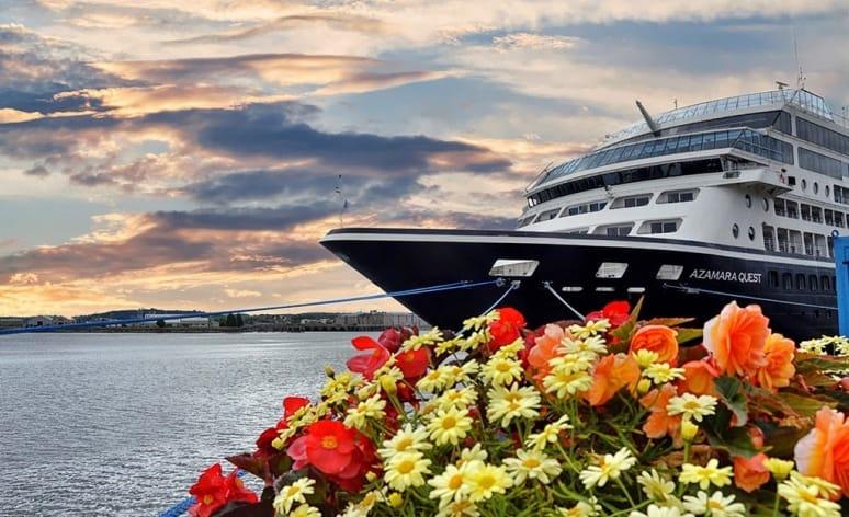 Azarama Quest, Azamara Club Cruises