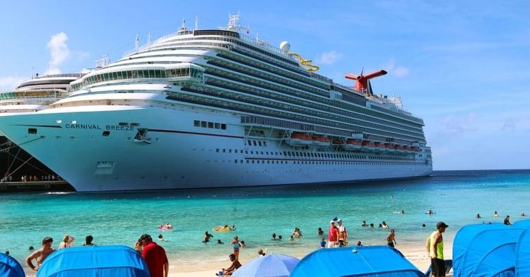 Carnival Breeze, Carnival Cruise Line, Giamaica, Jamaica