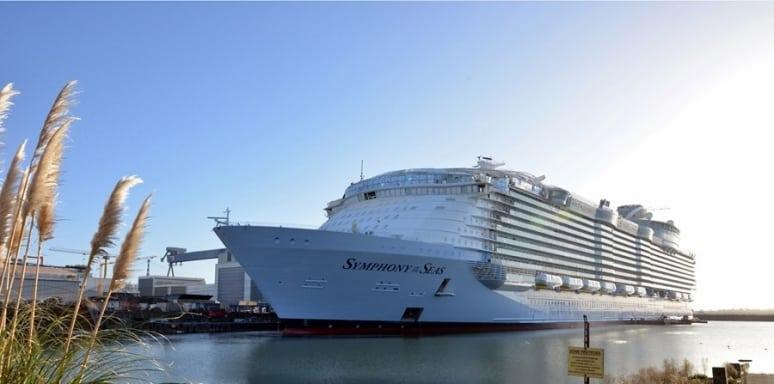 Symphony of the Seas, Royal Caribbean International 2