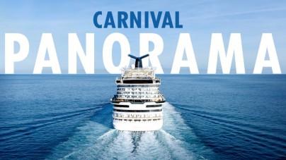 Carnival Cruise Line presenta il rinnovato terminal di Long Beach. Carnival Panorama nella West Coast dal 2019