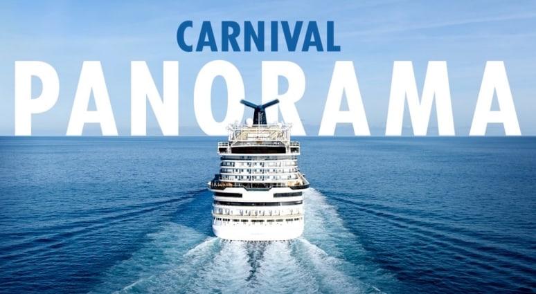 Carnival Panorama, Carnival Cruise Line