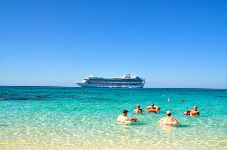 Princess Cays, Princess Cruises