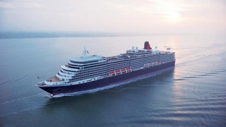 Cunard: completato il riallestimento di Queen Elizabeth