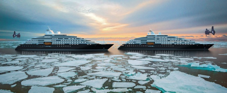 Scenic Eclipse II, Scenic Cruises