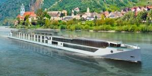 Crystal River Cruises: battesimo ad Amsterdam per Crystal Debussy
