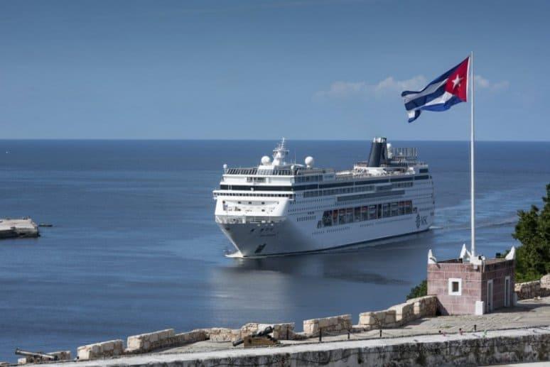 MSC Armonia Cuba