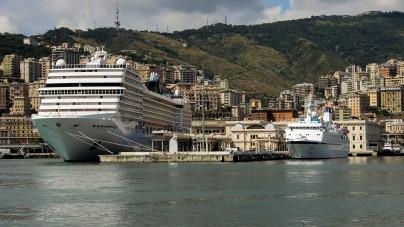 Genova, al via l'elettrificazione delle banchine del porto