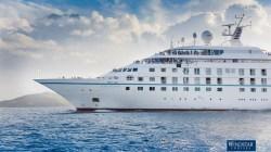 Fincantieri, al via il taglio della prima lamiera per l'innovativo progetto Star Plus di Windstar Cruises
