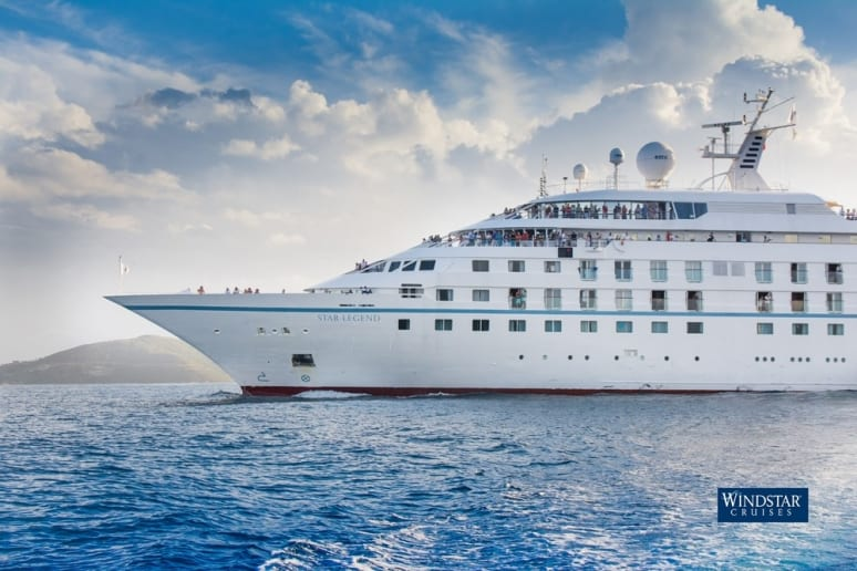 Star Legend, Windstar Cruises