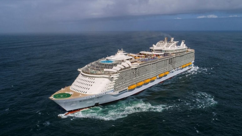 Symphony of the Seas 2
