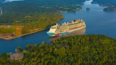 Norwegian Breakaway: dal 29 maggio il ritorno in Europa per una stagione di crociere in Nord Europa