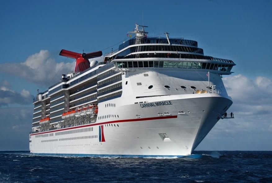 Carnival Cruise Line ritorna a San Diego: nel 2019 il posizionamento di Carnival Miracle per crociere da 3 a 15 giorni