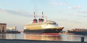 Disney Cruise Line: maiden call per Disney Magic a Genova